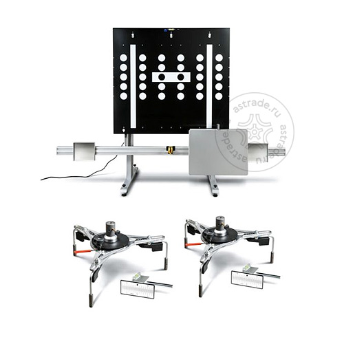 Набор для калибровки камеры и радиолокатора TEXA RCCS