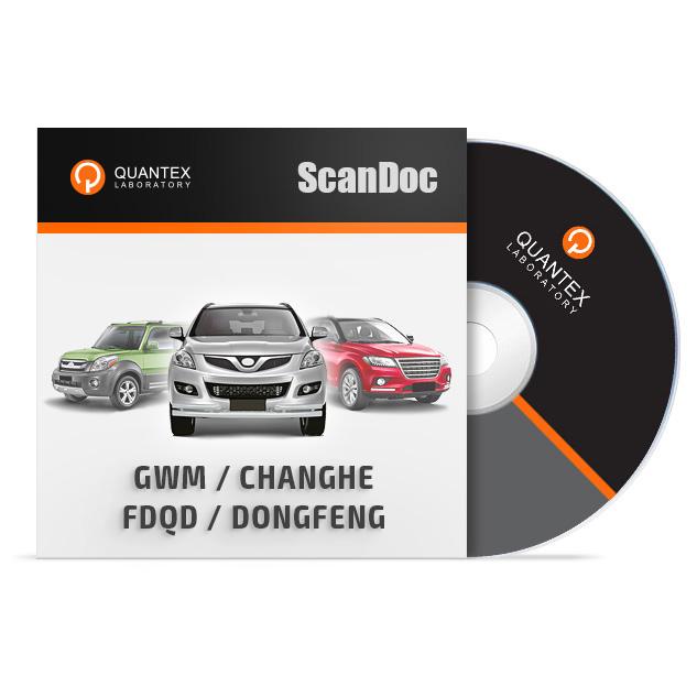 Модуль GreatWall (GWM) / CHANGHE / FDQD / SHUANGHUAN