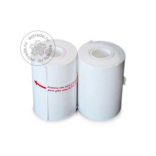 Рулоны термобумаги для BT 301/501 DHC (2шт.)