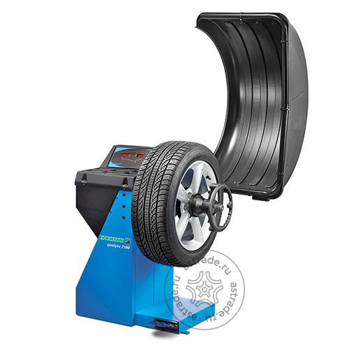 Hofmann Geodyna 7100M для колес мотоциклов