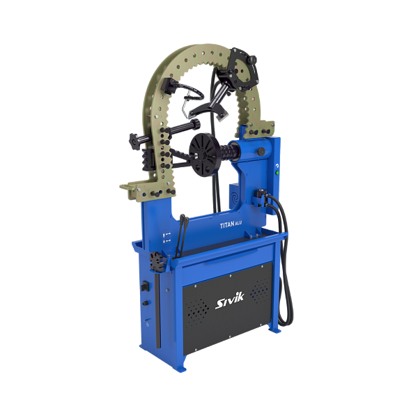 Sivik Titan ALU компакт с электроприводом