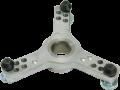 Трёхлучевой фланец Bosch 653420