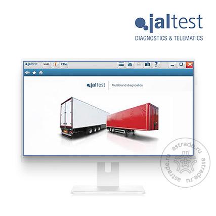 Программное обеспечение Jaltest Software Прицепы TRAILER 293500 для Link, Link Air, активация