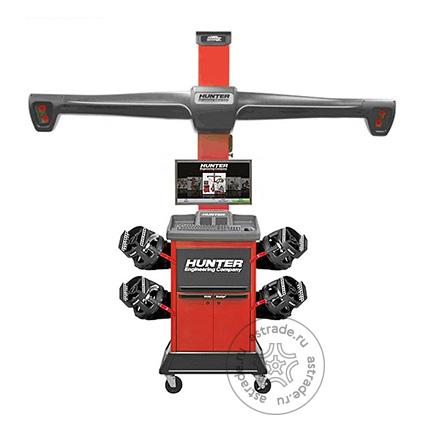 Hunter WA – 4 камеры, Т-образная мобильная стойка