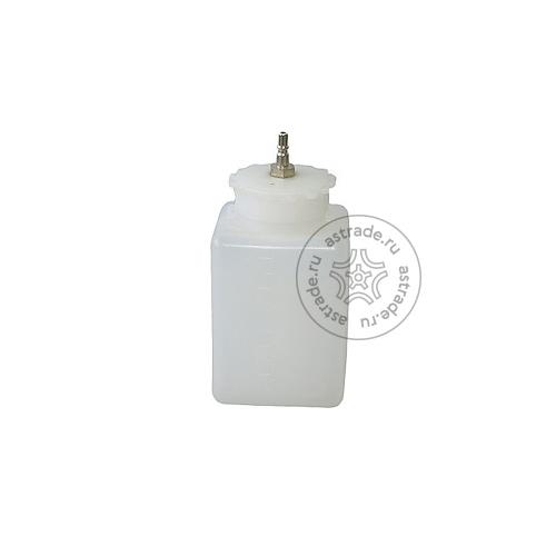 Емкость пластиковая Robinair SL31373/F, для серии PRO, 690PRO,  для слива масла, квадратная