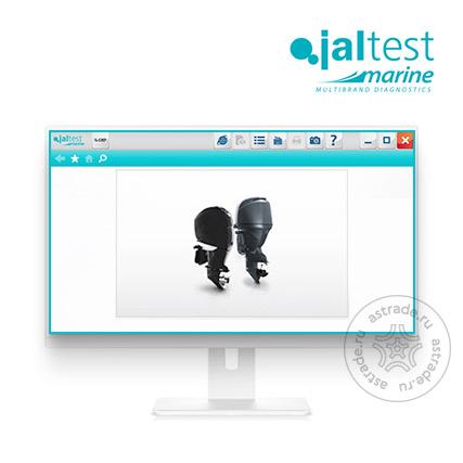 Jaltest Marine Software для подвесных моторов