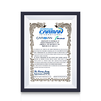 Сертификат дилера CarmanScan