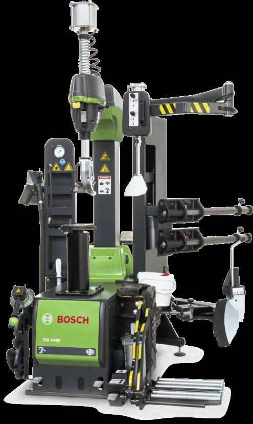 Универсальные шиномонтажные стенды Bosch (4490)