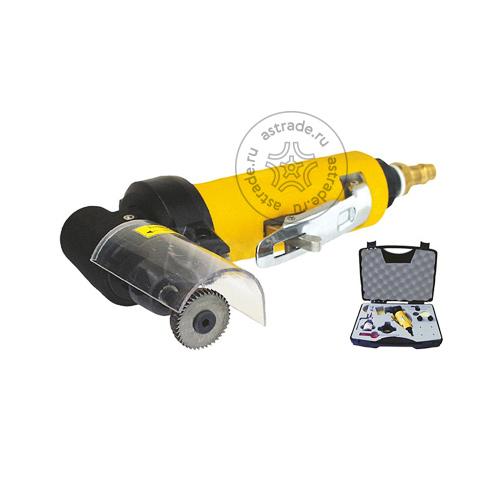 Угловая пневмомашинка для срезки лазерного шва