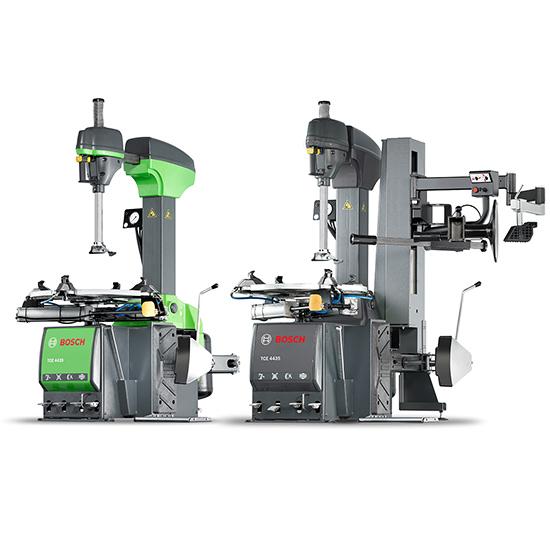 Усиленные автоматические шиномонтажные стенды Bosch (4430, 4435)