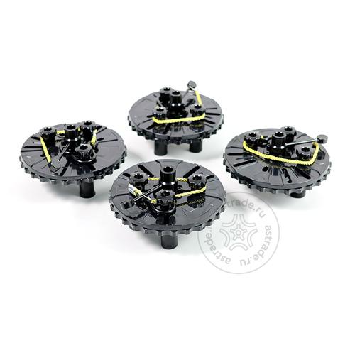 Техно Вектор Комплект магнитных колесных адаптеров