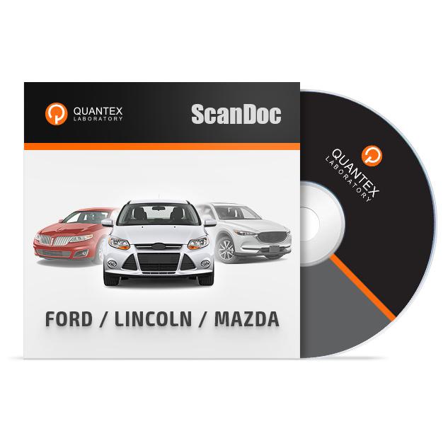 Модуль FORD / LINCOLN / MAZDA