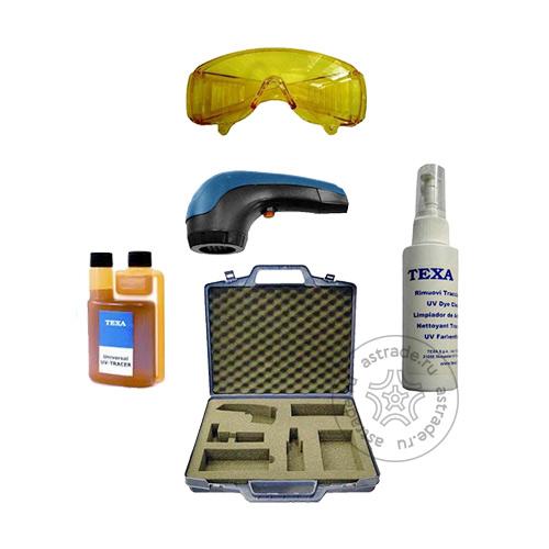 TEXA Комплект для поиска утечек хладагента в кондиционерах