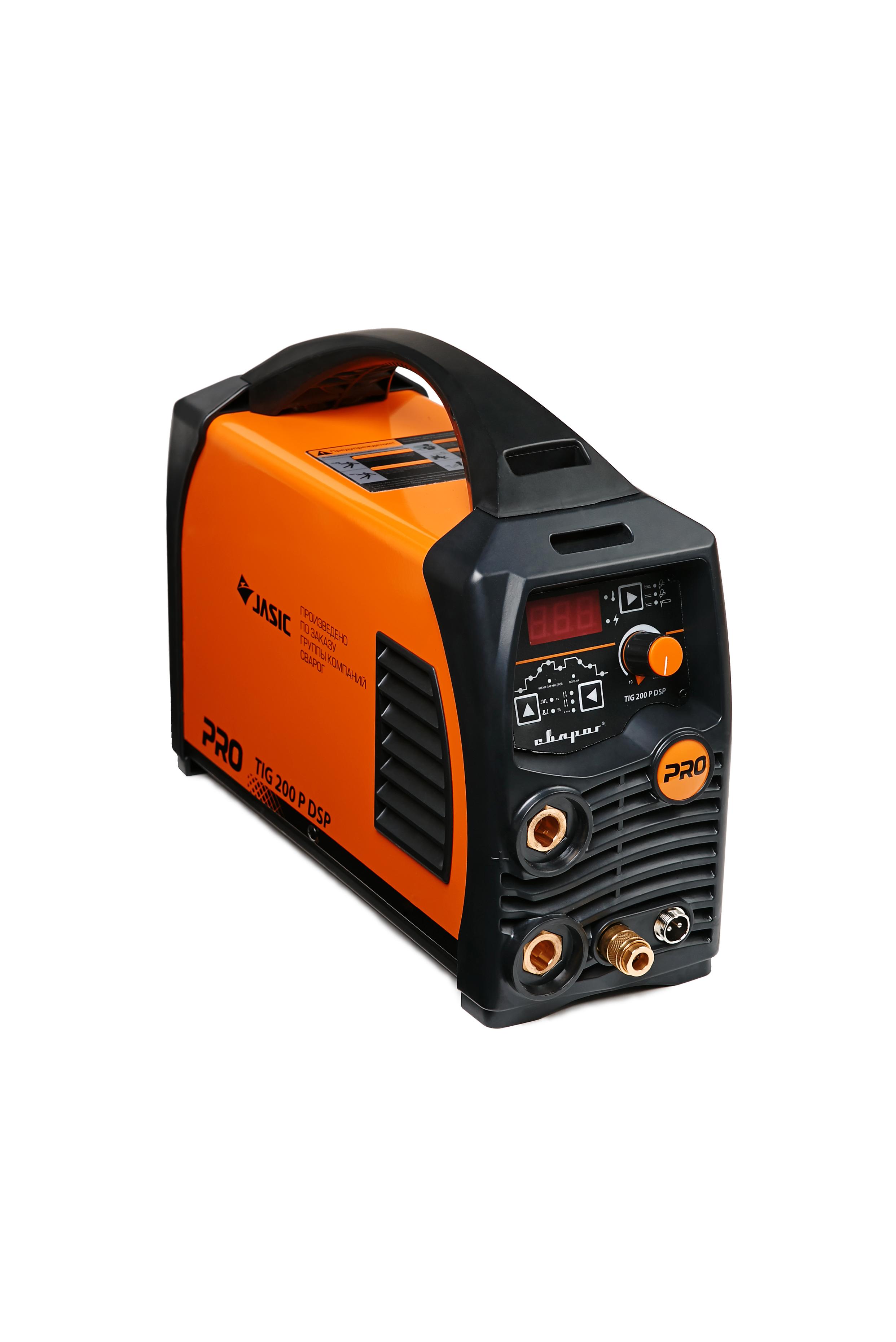 Сварог PRO TIG 200 P DSP (W212)