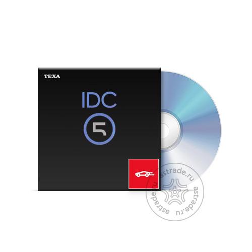TEXA IDC5 SUPERCAR