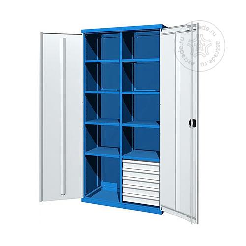 Шкафы для оснастки и инструмента Ferrum Classic