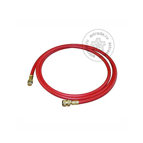 Шланг сервисный Robinair 5117493, для ACM 3000, серии PRO, 5 м., красный
