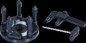 5-ти точечный фланец Bosch 105906