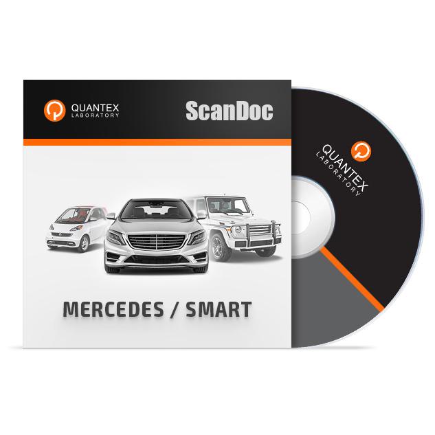 Модуль MERCEDES / SMART