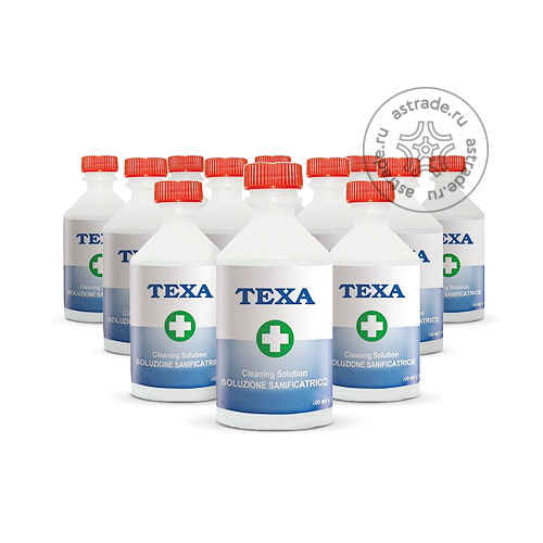 Жидкость для дезинфекции автокондиционера для TEXA AIR+ (12 штук.)