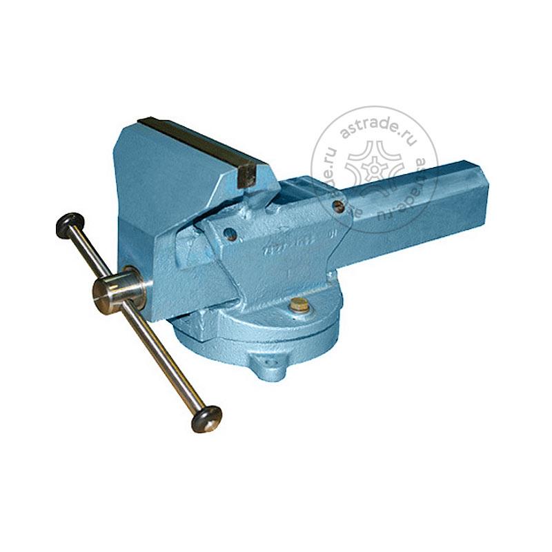 Тиски слесарные TCМ 160 мм