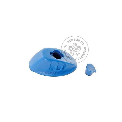 Ручка синяя Robinair 5111023, для cерии PRO, 690PRO, LP