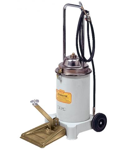 ALFA Емкость для заправки консистентной смазкой на 13 кг