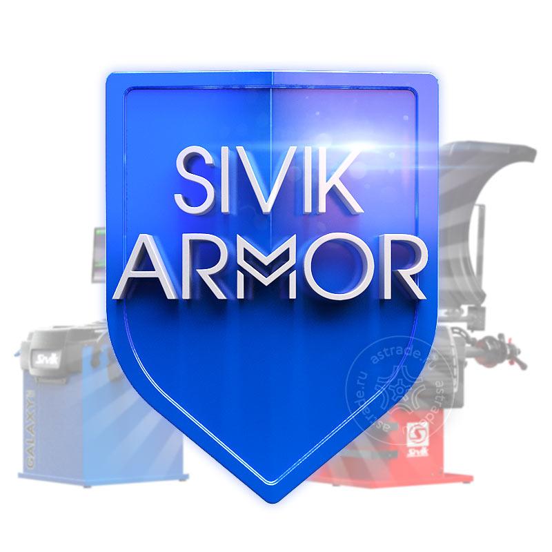 Революционная технология Sivik ARMOR производство комплектующих к балансировочным станкам.