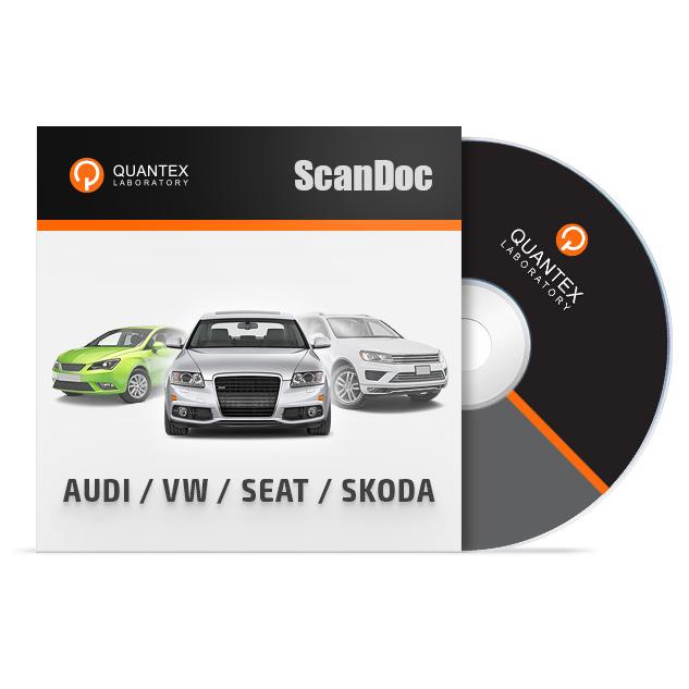 Модуль AUDI / VW / SEAT / SKODA