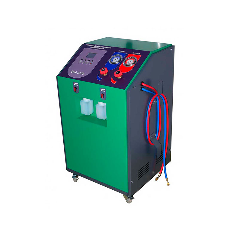 Установка для заправки кондиционеров ODA 300S