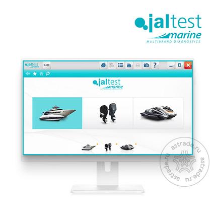 Jaltest Marine Software для стационарных двигателей