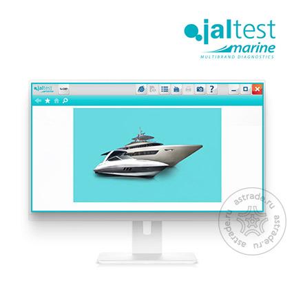 Jaltest Marine Software для катеров