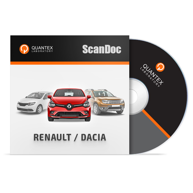 Модуль RENAULT / DACIA