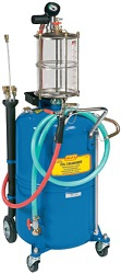 ALFA Емкость для слива и откачки масла 65 л