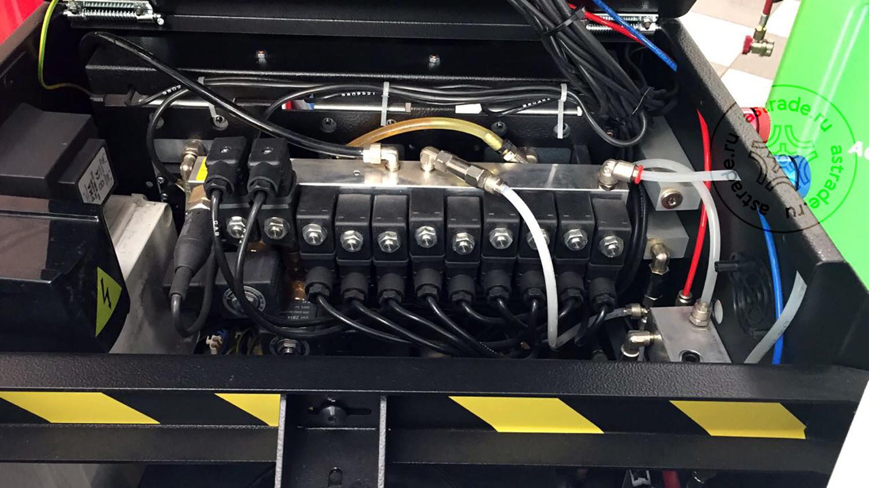 Высокое качество сборки и внутренней компоновки TEXA (на примере TEXA 780R)