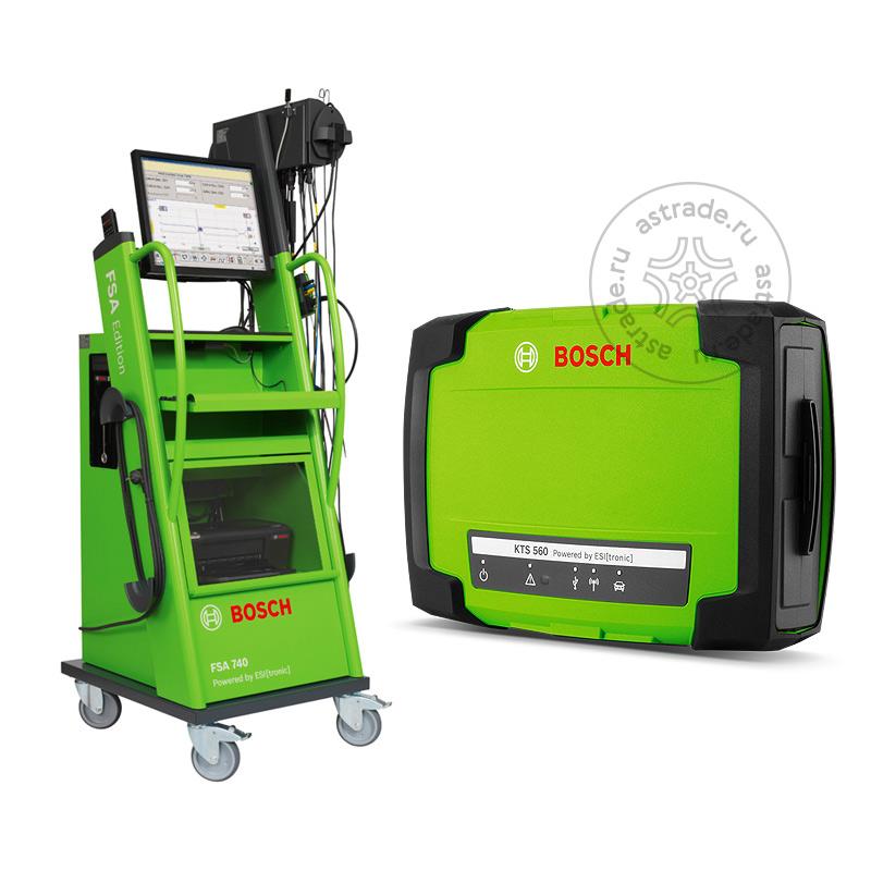 Комплект Bosch FSA 740 + KTS 560