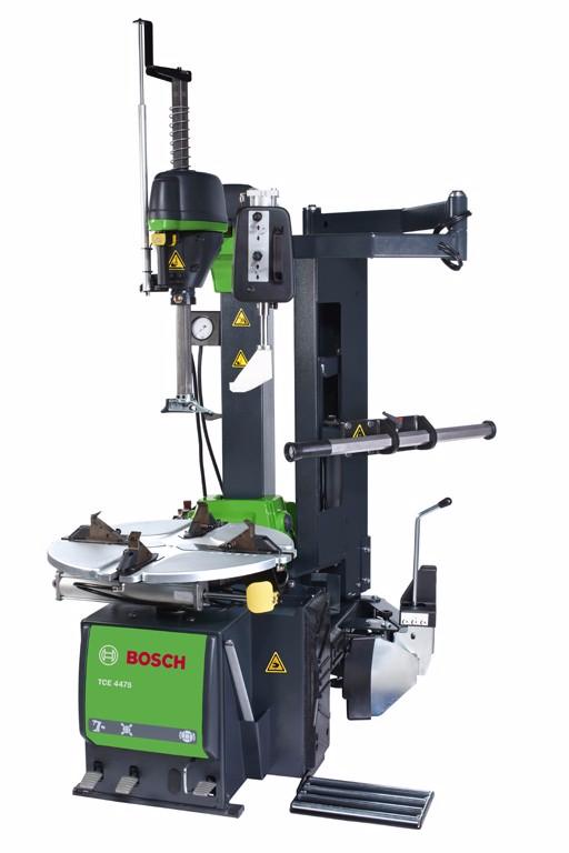 Шиномонтажные станки Bosch для колес особо больших размеров (TCE 4470/4475)