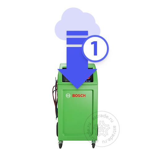 Bosch База данных ACS (1 загрузка)