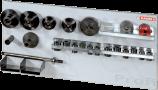 Набор для балансировки мотоколёс Bosch 654060