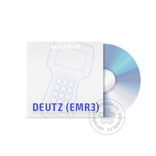 Программный модуль Deutz с ЭБУ EMR3 (EDC7/16) для МТЗ
