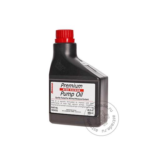 Масло для вакуумных насосов Robinair SP00100086, 0,6 л