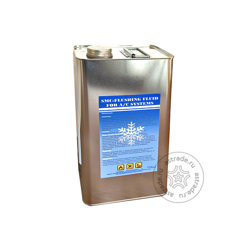 SMC- Flushing fluid