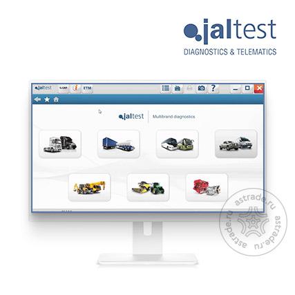Программное обеспечение Jaltest LTL, лицензия 30 месяцев, для LTL RUS (ETM Version)