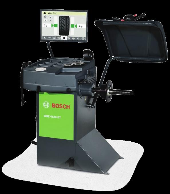 Bosch WBE 4120 DT
