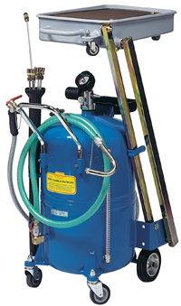 ALFA Емкость для слива/откачки масла, 65 л
