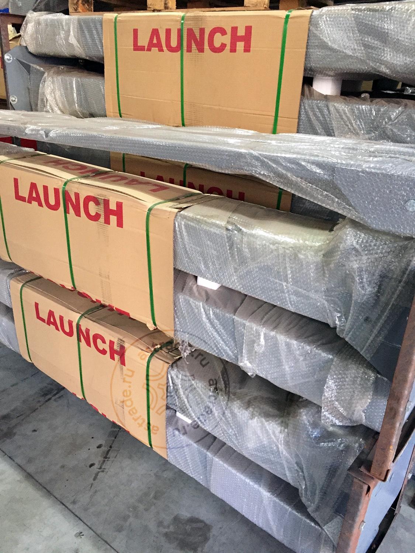 Упаковка подъемников Launch TLT-240SC