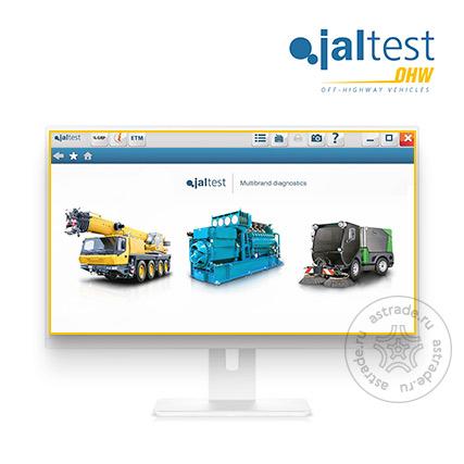 Программное обеспечение Jaltest OHW 29751 для Link, Link Air, активация