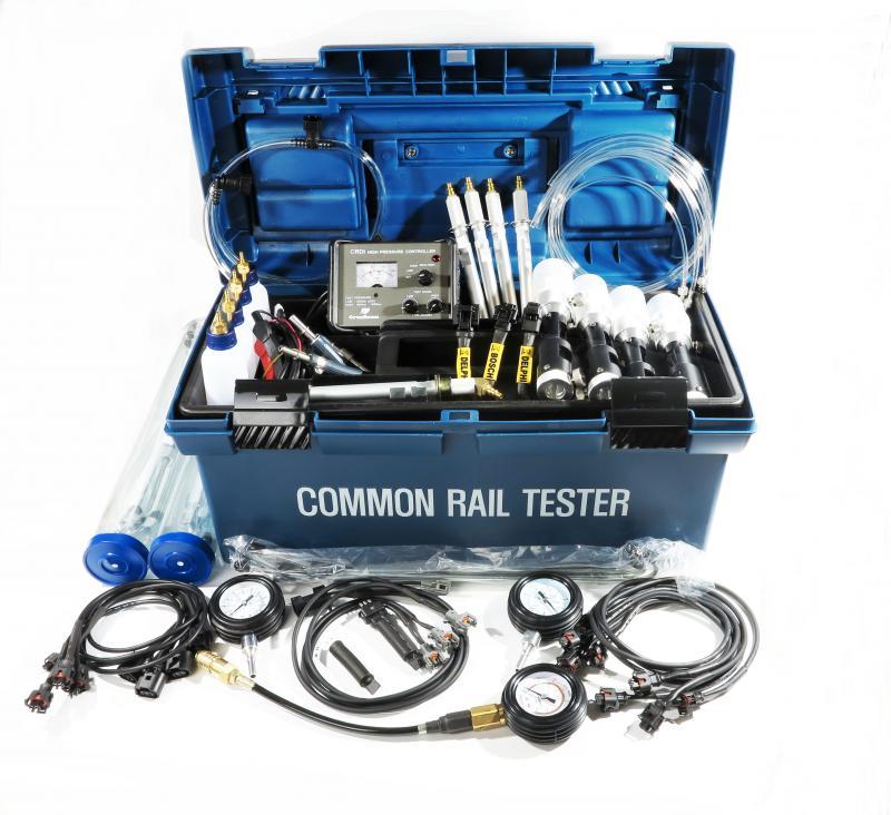 Тестер давления COMMON RAIL CRDI-500