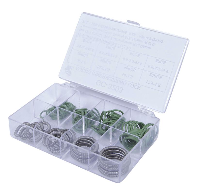 Набор резиновых колец Becool GC-3203