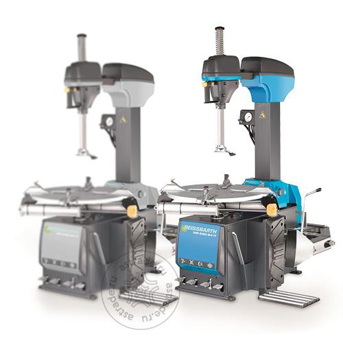 Усиленные автоматические шиномонтажные стенды BEISSBARTH